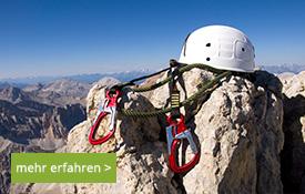 Unterwegs - Kletterausrüstung
