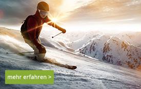 Unterwegs - Ski