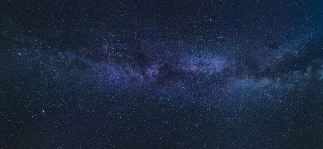 Sterne beobachten in der Eifel - hier könnt ihr bei tiefer Nacht die Milchstraße beobachten.