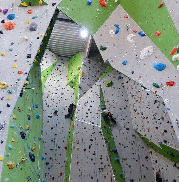Kletterhalle in Bonn